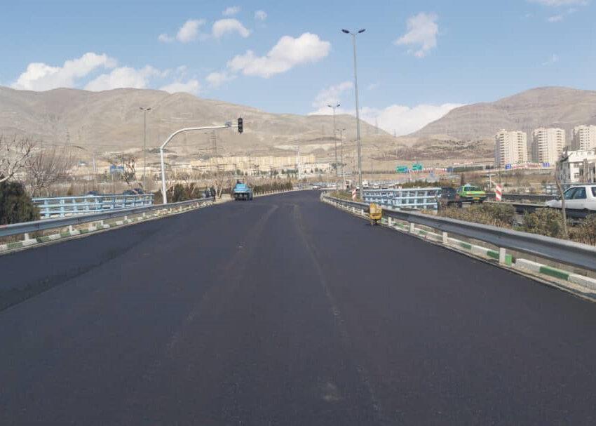 واکنش معاون وزیر راه به ریزش بخشی از آزادراه تهران-شمال ، قطعه تازه افتتاح شده ریزش کرد؟