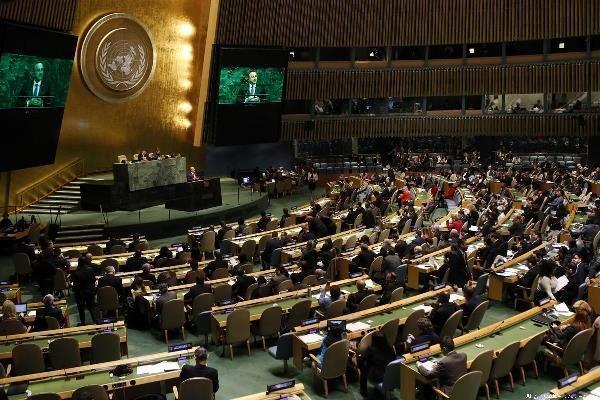 مجمع عمومی سازمان ملل احتمالاً به تعویق می افتد
