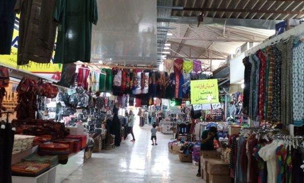 بازگشایی بازارچه ساحلی بندر ترکمن