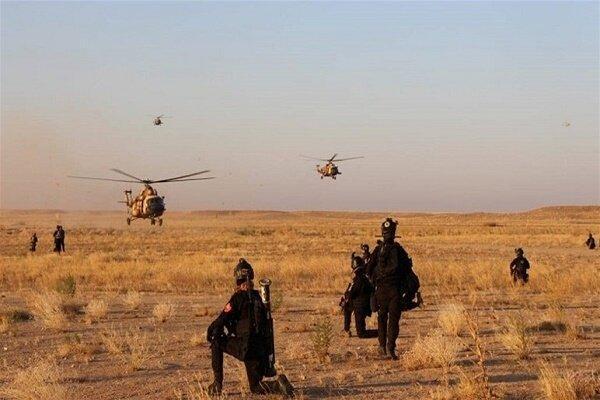 ارتش عراق عملیات ضد تروریستی جدیدی در دیالی آغاز کرد