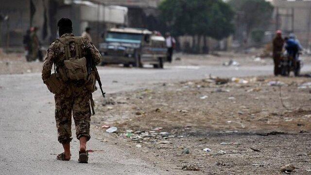 حملات شبانه نیروهای آمریکایی و قسد به مناطقی در دیرالزور سوریه
