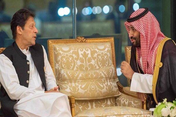 عربستان صادرات نفت به پاکستان را متوقف کرد