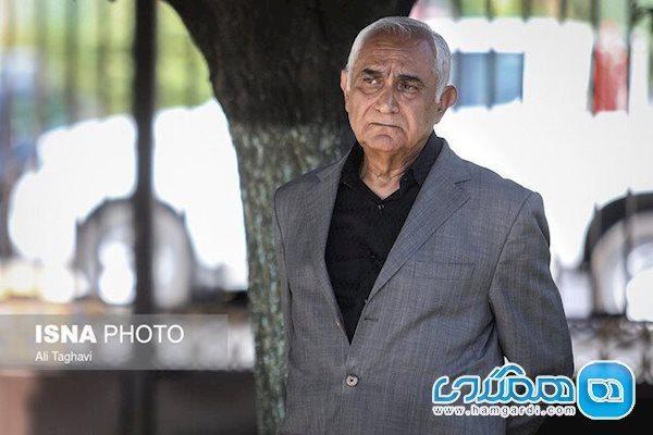 ناصر ممدوح: دیگر بازیگری نمی کنم