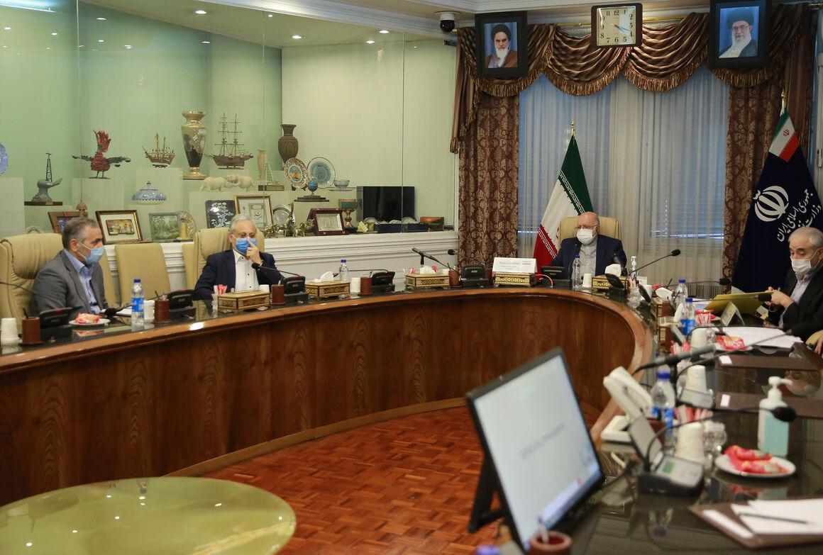 سخنان وزیر نفت در بیست و دومین نشست وزارتی جی ئی سی اف