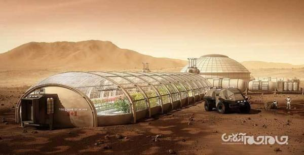 برنامه ایلان ماسک برای پایه ریزی اقتصاد مریخ بر مبنای رمزارزها