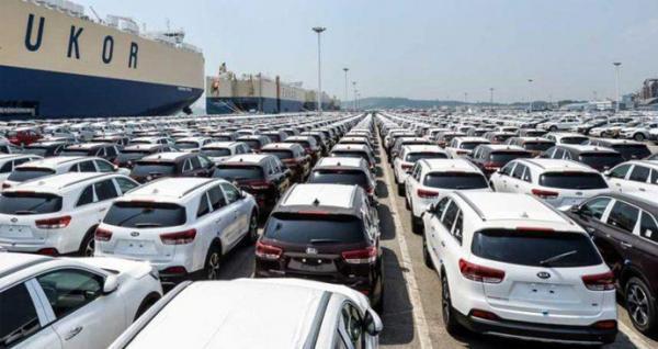 تنها هزار و 900 دستگاه از 6 هزار و 400 خودروی ثبت سفارش شده به کشور وارد شد