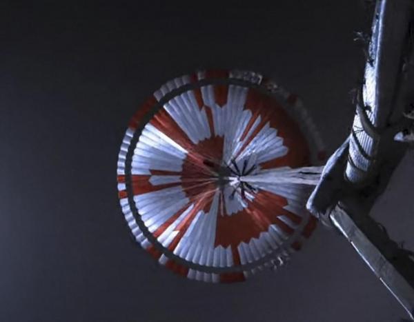 جاسازی یک کدمخفی در مرخ نورد ناسا