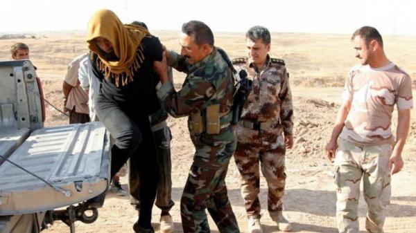 بازداشت یکی از خطرناک ترین تروریست های عراق در شمال این کشور