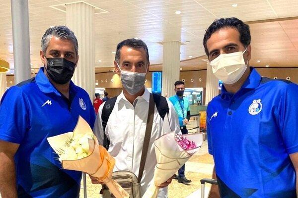 گابریل پین در دبی به اردوی استقلال ملحق شد