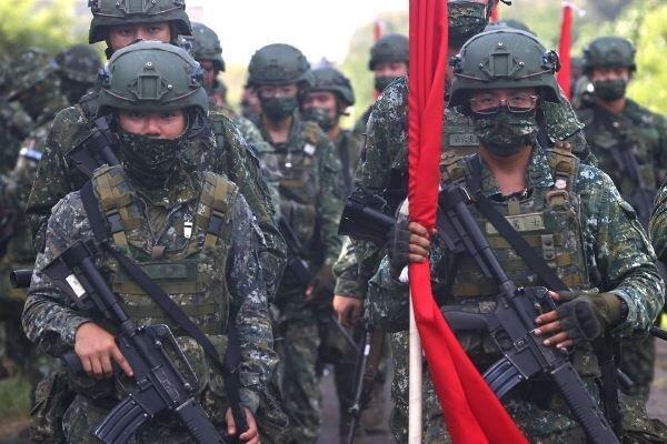 تایوان بودجه نظامی خود را 9 میلیارد دلار افزایش می دهد